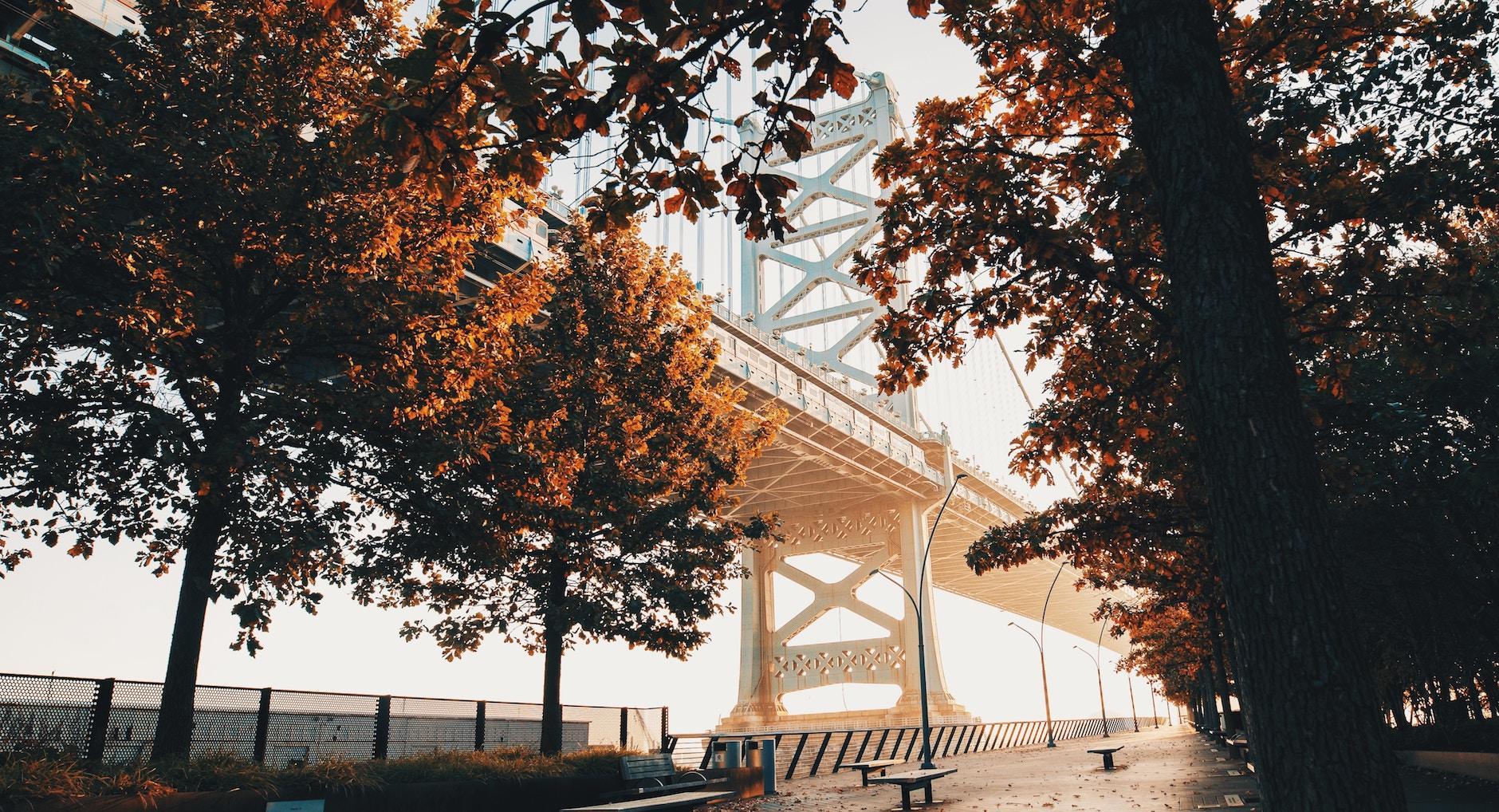 bridge in philadelphia, pa